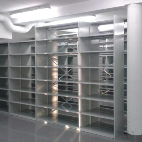 rayonnage pro blanc archive